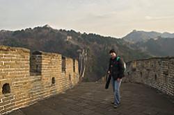 Kak dobrat'sja do Velikoj Kitajskoj Steny iz Pekina.