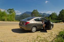 6. Gory S'erra-Madre-de-Ch'japas (Sierra Madre de Chiapas) my fotografirovali vo vremja puteshestvija za rulem arendovannoj mashiny po Meksike osen'ju 2012 goda.