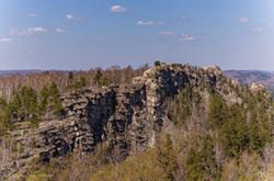 Otzyv o povtornom puteshestvii po Uralu. My snova zabralis' na Arakul'skij shihan. Foto polucheny na polnyj kadr Nikon D610 s Nikon 24-70mm f/2.8, tem zhe televikom i shirikom.