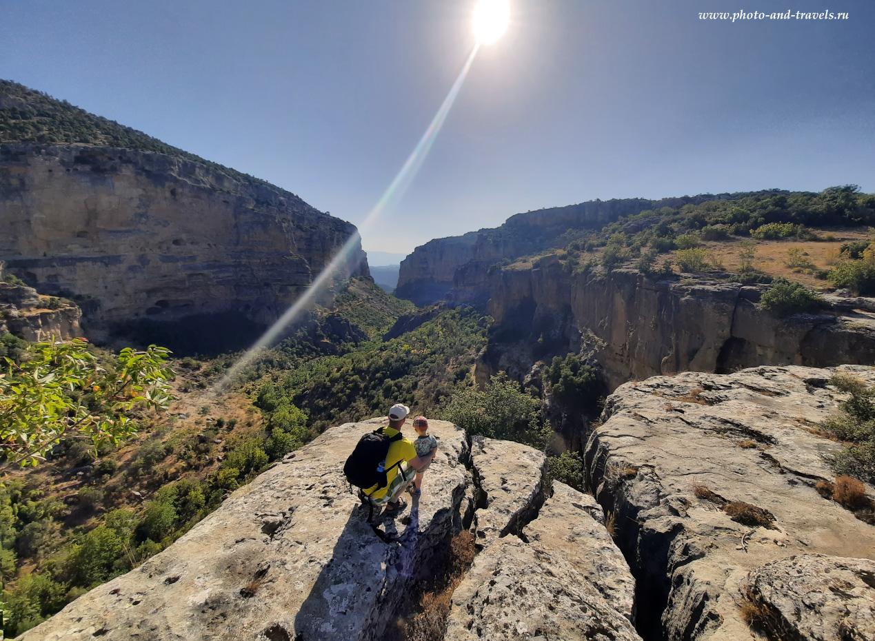 Фотография 32. В этом отпуске мы пытались найти пещеру в каньоне Сасон (Mut Sason Kanyonu), что расположен в районе Мут провинции Мерсин.