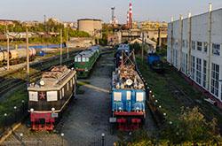 Otzyv o poezdke v muzei zheleznodorozhnogo transporta na sortirovke Ekaterinburge Poseshchenie ekspozitsii starykh lokomotivov i vagonov.