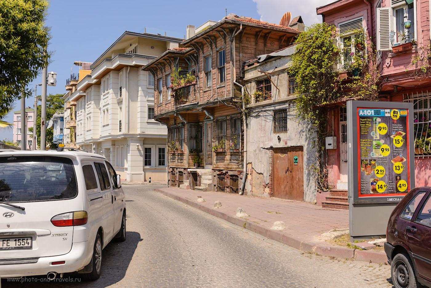 Фото 7. Старое и новое на улицах Стамбула. 1/640, 8.0, 200, 32.