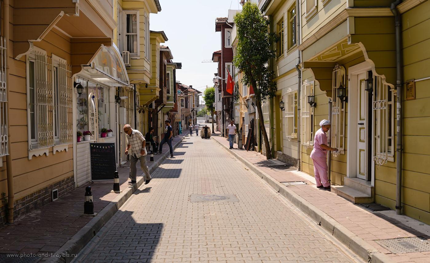 Фотография 13. Прогулка по улочкам Стамбула. Отчет о поездке в Турцию в мае – июне 2016. 1/500, 8.0, 200, 38.