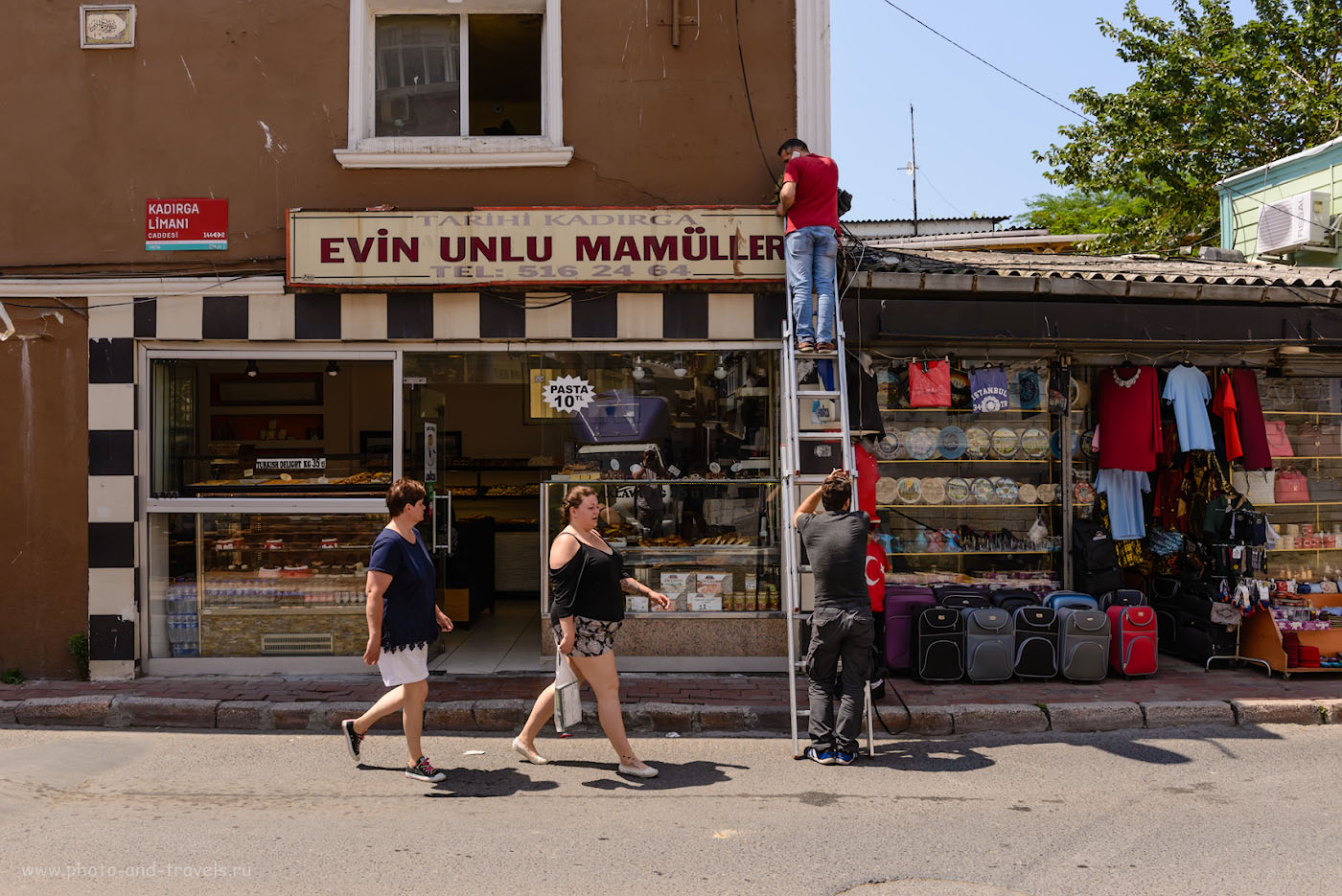 Фото 15. Прогулки по Стамбулу. Отзывы туристов об отдыхе в Турции. 1/500, -0.67, 8.0, 29.