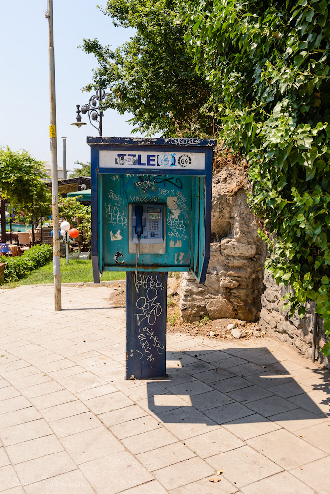 Фото 20. Телефонные будки незаметно превратились в исторический артефакт. Отзывы о прогулке по Стамбулу во время поездки в Турцию. 1/320, 8.0, 200, 35.