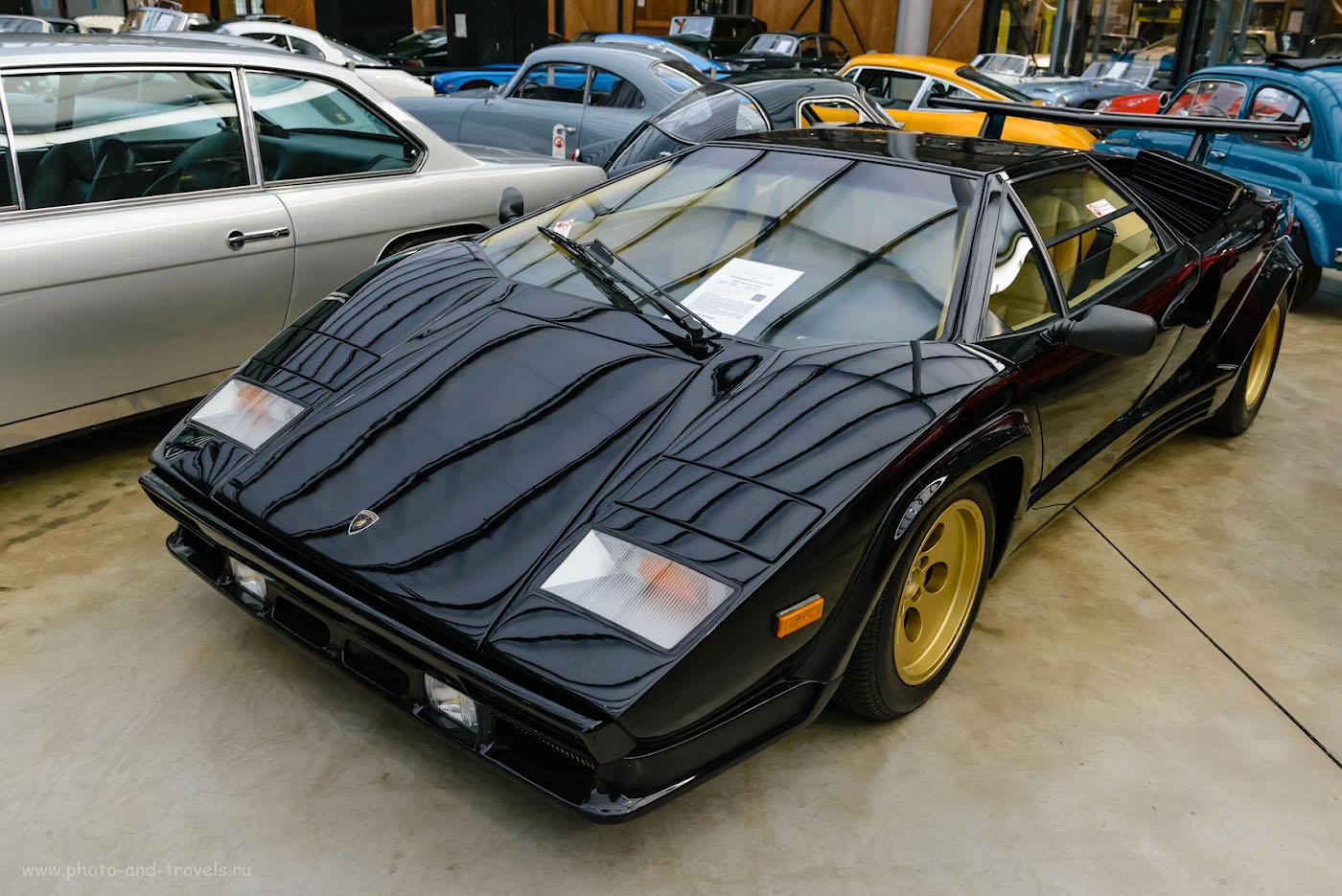 Фото 25. Поход в автомобильный музей со светосильной оптикой. Если бы я не доверился автоматике - мог спокойно понизить ИСО. 1/400, 5.6, 6400, 29.