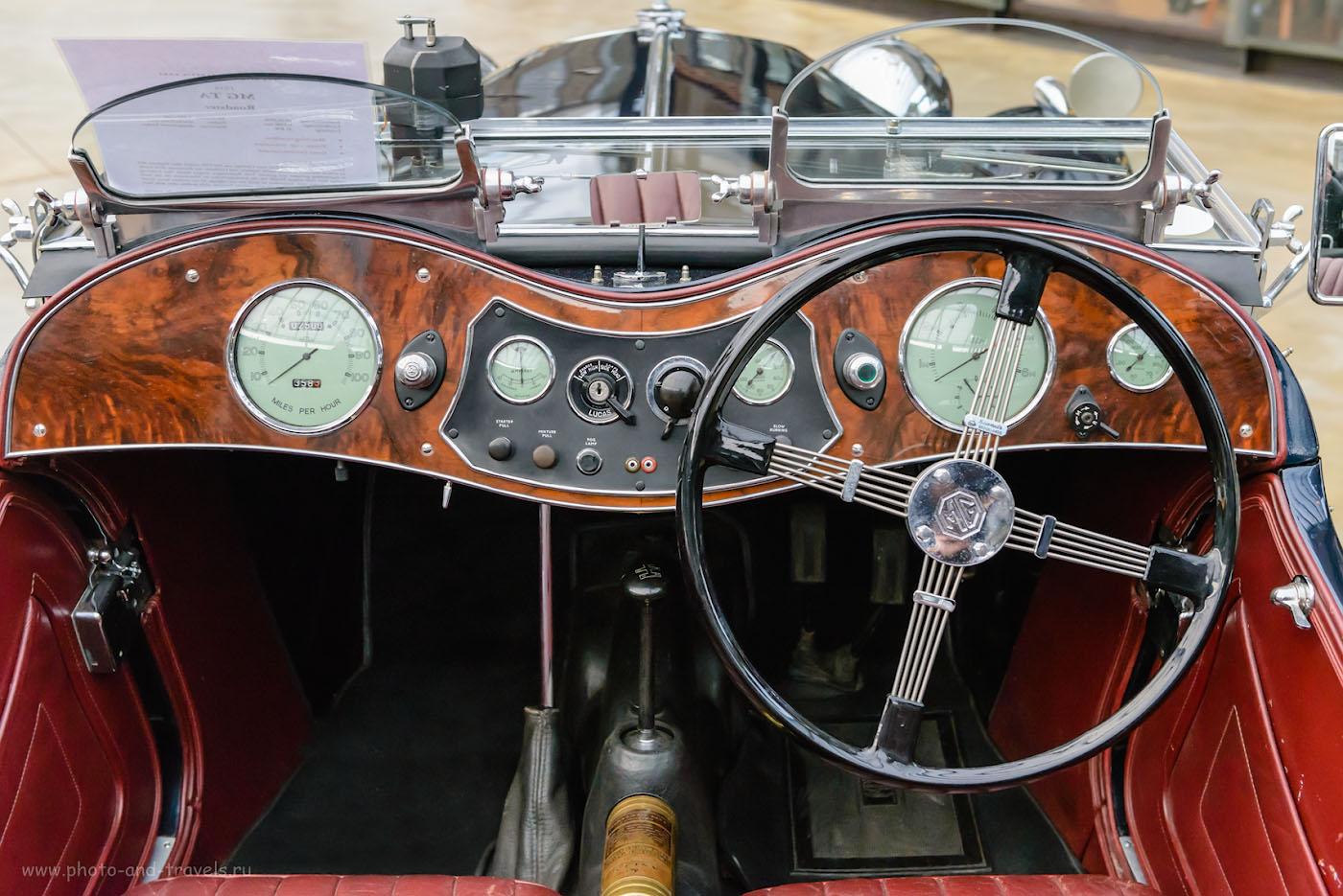Фотография 28. Согласитесь, что в старинных автомобилях больше души? 1/200, -0.67, 5.6, 6400, 48.