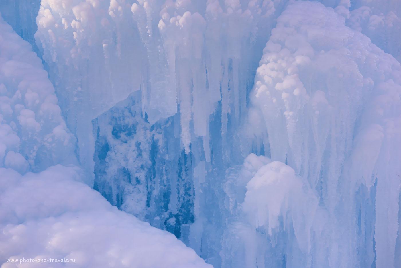 Фотография 35. Ледяной фонтан отзыв о поездке Зюраткуль. 1/320, +0.67, 5.6, 140, 50.
