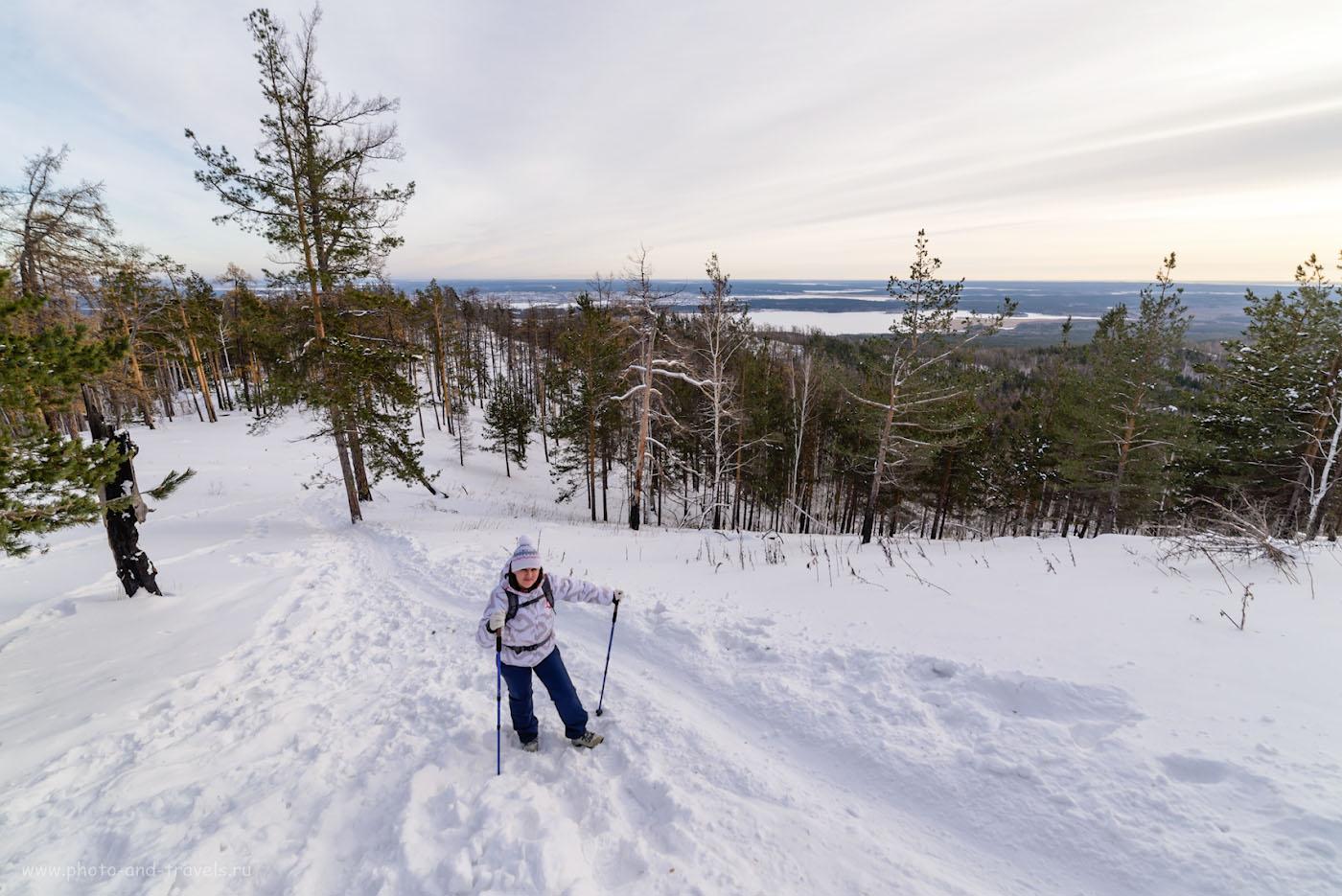 Фотография 9. Стоит ли подниматься на Сугомак зимой? Конечно да! 1/125, -0.67, 8.0, 100, 14.