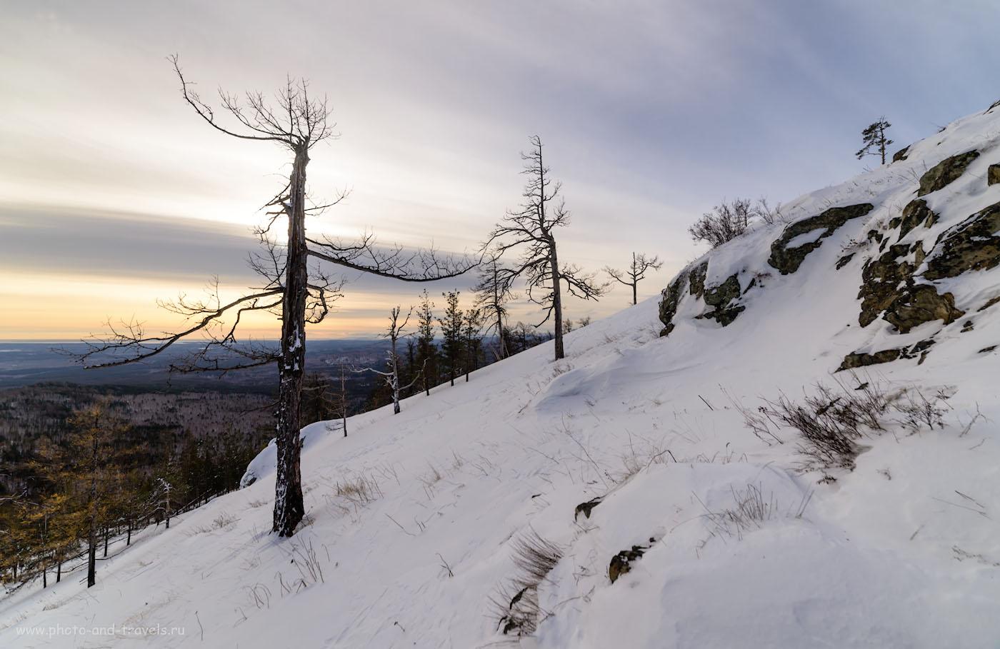 Фото 10. Пейзажи на вершине горы Сугомак. Поездка по интересным местам Челябинской области на машине. 1/320, +0.67, 8.0, 100, 14.