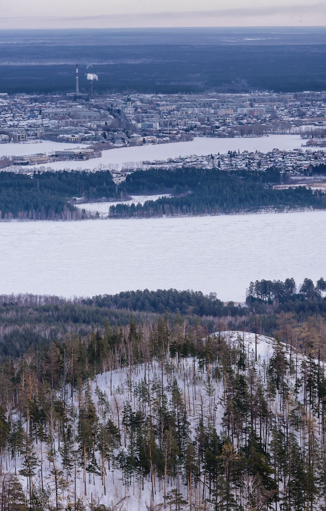 Снимок 15. Вид на малый Сугомак. 1/400, 11.0, 1100, 160.