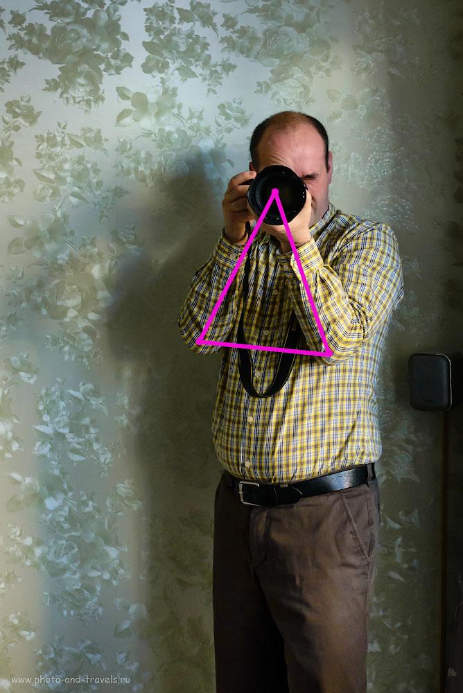 Фотография 37. Треугольник. Особенности съемки на телевик.