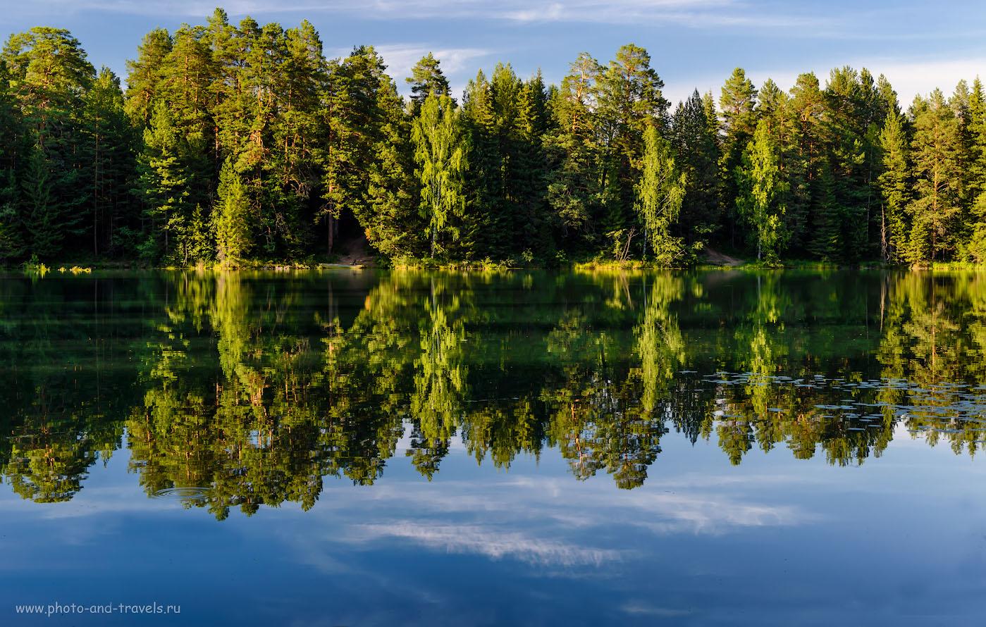 Фото 2. Поездка в Висим на Оленью ферму и к озеру Бездонное. 1/100, -1.0, 9.0, 320, 48.