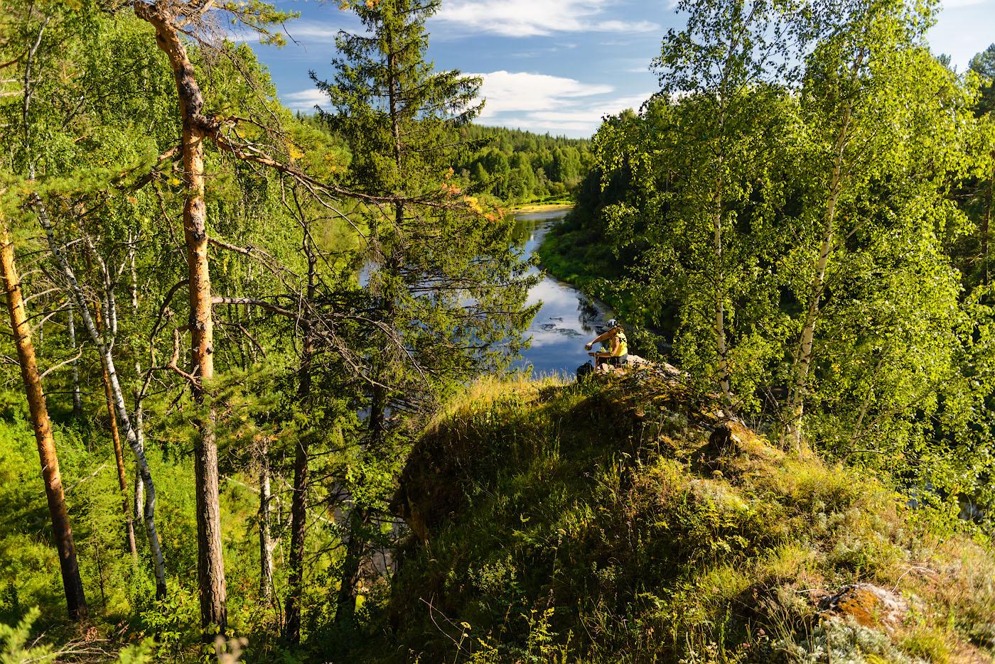 Фотография 14. Куда пойти в поход недалеко от Екатеринбурга.