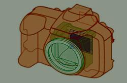 Interviu s komandoi razrabotchikov Nikon D750 v kotorom oni rasskazyvaiut pochemu nevozmozhno bylo obespechit vyderzhku 1 8000 sekundy Osveshchenie problem sviazannykh s proektirovaniem fotokamery.