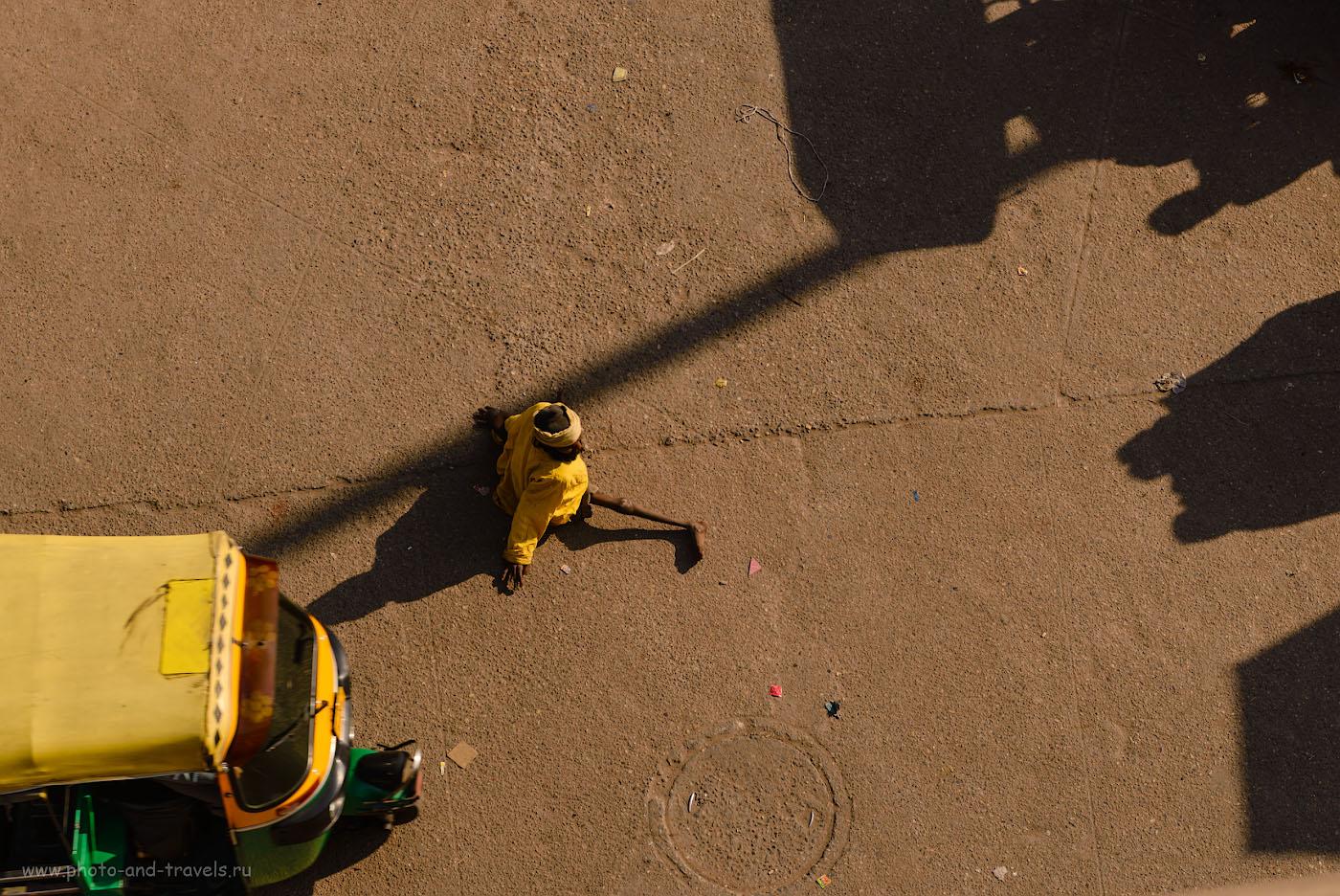 Фотография 30. Отправляясь в Индию, нужно знать, как вести себя с бесчисленной армией калек, попрошаек, торговцев и таксистов.