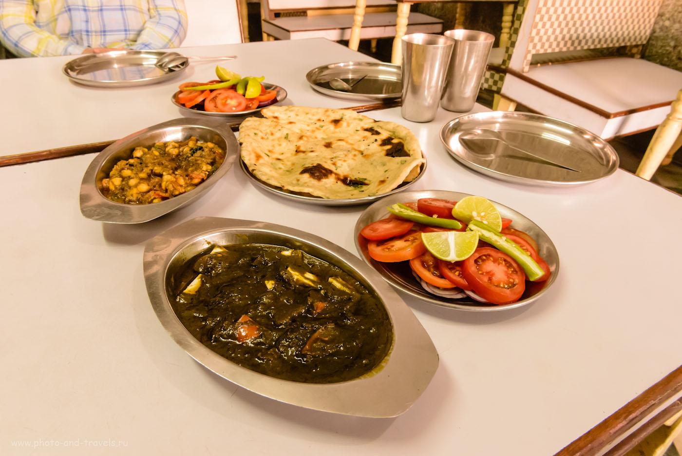 Снимок 23. Блюда индийской кухни ничего, кроме отвращения не вызывают, как по вкусу, так и по виду. 1/13, 18.0, 6400, 24.