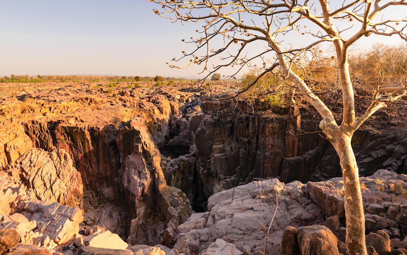 Снимок 19. Тут должен был быть водопад Ранех (Raneh Falls). Отзывы об экскурсии в окрестностях Кхаджурахо. 1/60, -0.67, 9.0, 100, 26.