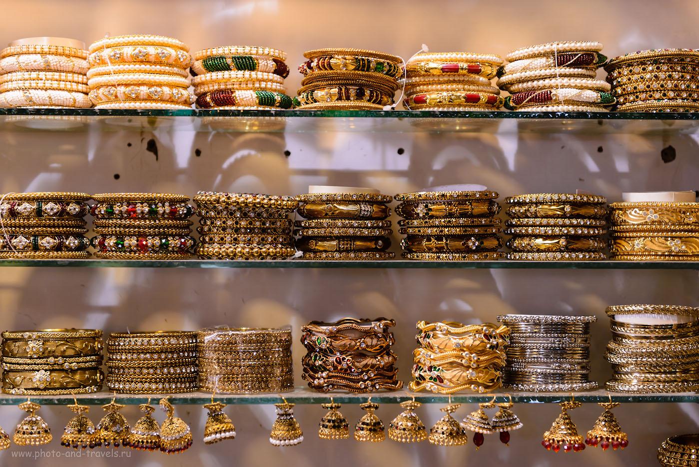 Фото 22. Женщины в Индии как сороки: любят носить множество сверкающих украшений. 1/125 -0.67, 3.2, 220, 62.
