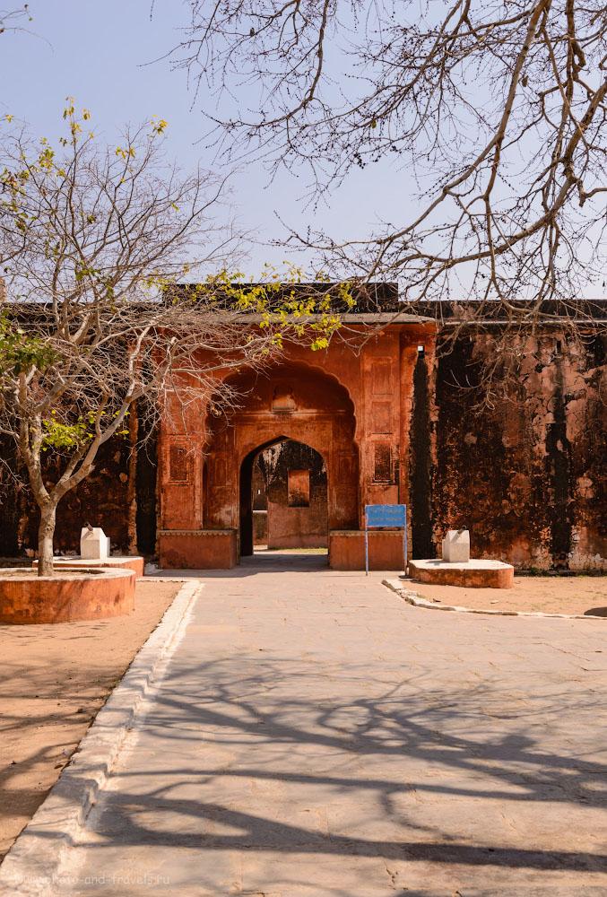 Фотография 16. Еще один Красный форт в Индии: Джайгарх в Джайпуре. Отчеты о самостоятельных экскурсиях. 1/250, -0.67, 8.0, 100, 38.