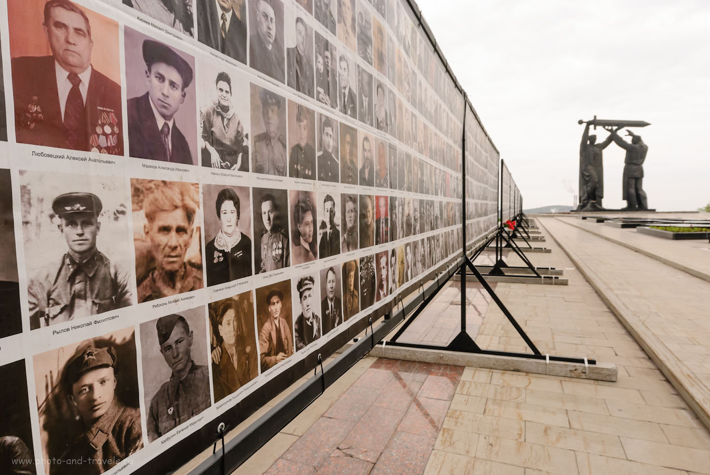 Фото 4. Эти люди приближали День Победы, как могли. 1/400, -5.0, 8.0, 320, 14.