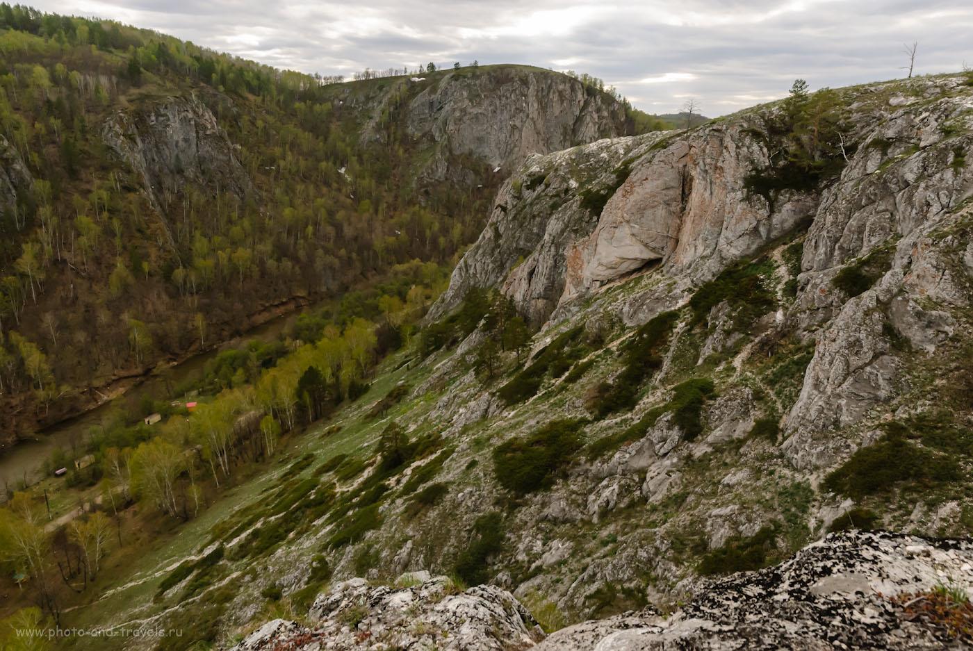 Фото 18. Отдохнуть в Башкирии, исследовав Мурадымовское ущелье. 1/500, -2.0, 8.0, 500, 14.