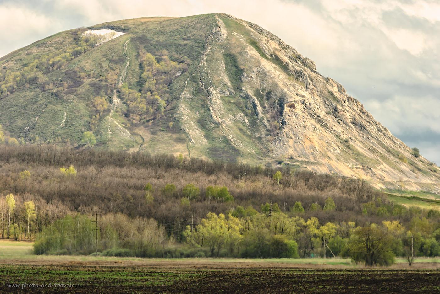 Фото 28. Шихан Торатау. Как отдохнуть в Башкортостане? Забраться на эту гору. Фотоаппарат Nikon D80. Телеобъектив Nikon 70-200mm f/2.8, телеконвертор TC-14 E II. Настройки: 1/250, -0.67, 8.0, 100, 260.