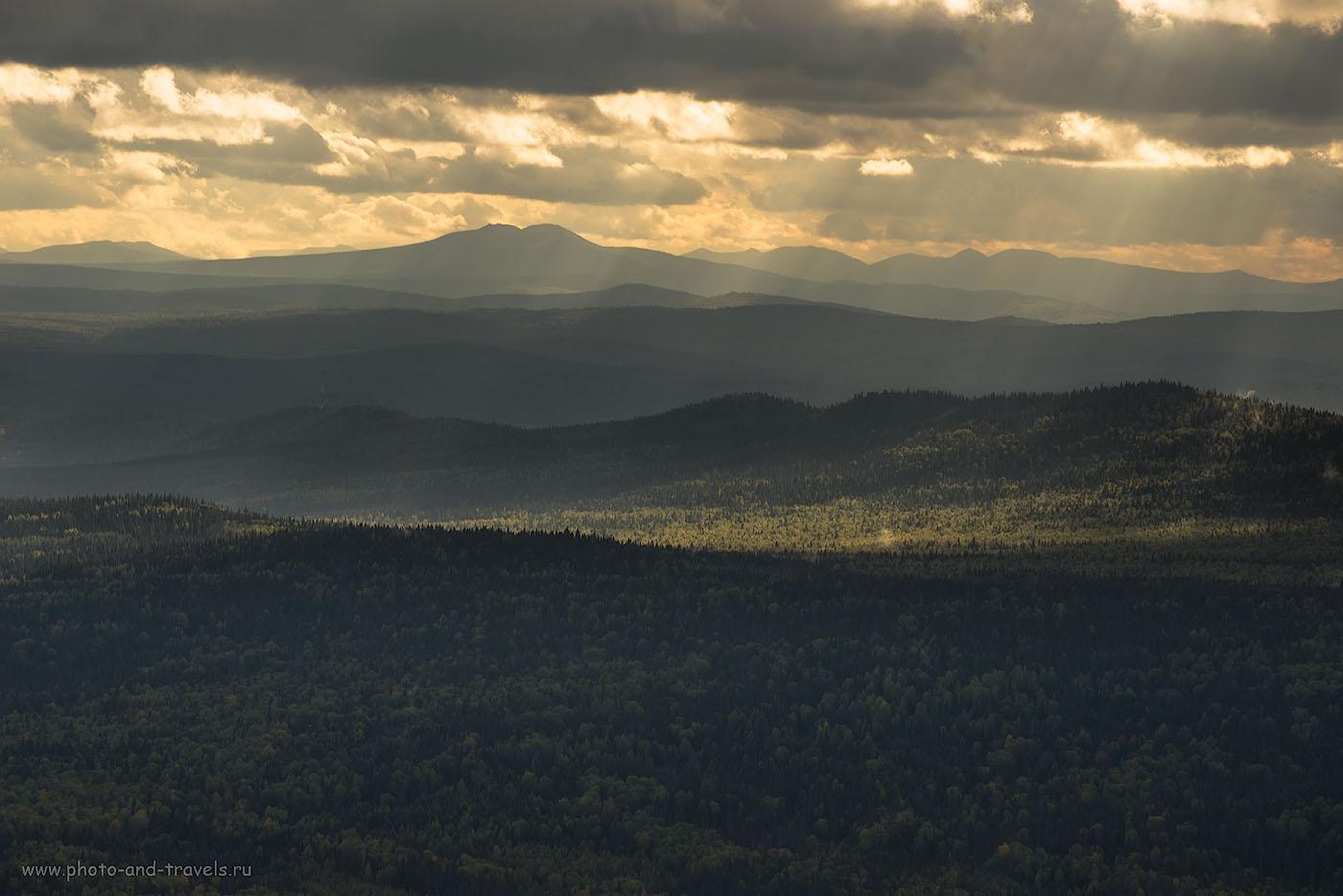 Фото 10. О капризах погоды в горах. Отзыв об экскурсии в «Таганай». Камера Nikon D610, объектив Nikon 70-300mm f/4.5-5.6, настройки: 1/320, -0.67, 7.1, 180, 155.