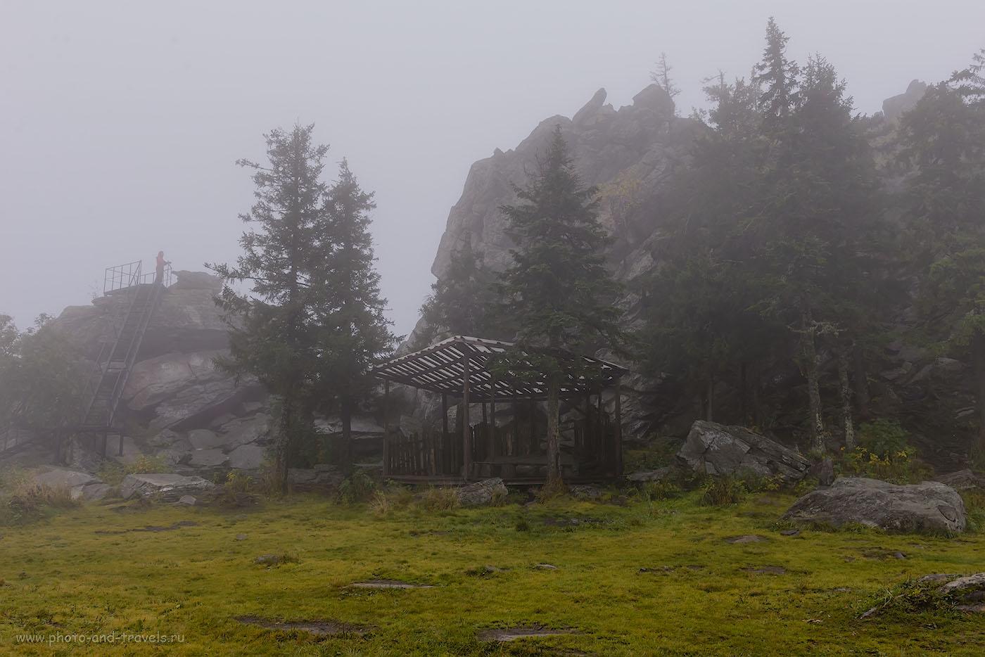 Фотография 14. Смотровая площадка Черная скала на «Таганае». Отзывы об однодневном походе осенью. 1/320, 9.0, 1100, 29.