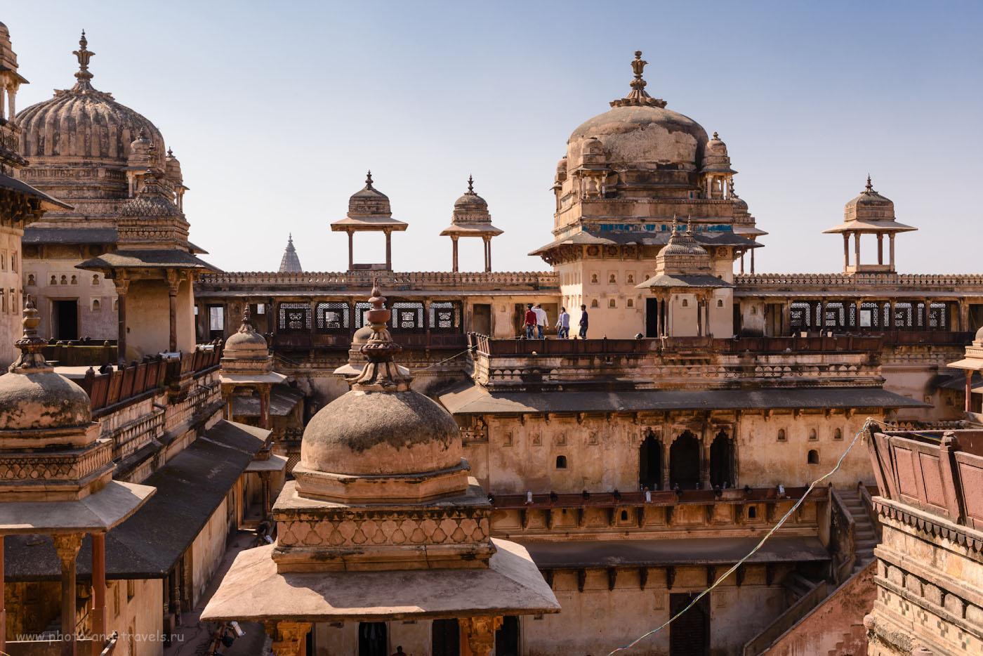 Фотография 8. Экскурсия в Джахангир-Махал в Орчхе. Прикоснись к Средневековью.