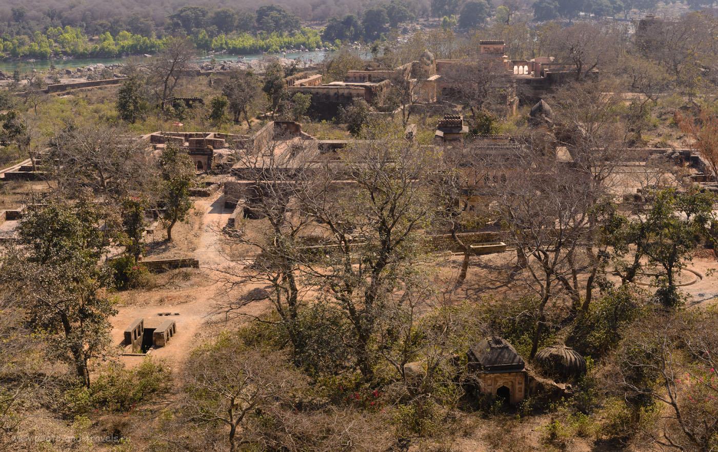 Фото 11. Крепостной комплекс в Орчхе - рай для любителей истории.