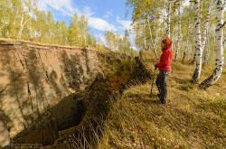 V rasskaze pro obrushenie shakhty v poselke Sarany ia upomianul pro Magnitskie razlomy Poezdka v gory Taganai Poseshchenie rasshchelin v zemle v poselke Magnitka CHeliabinskoi oblasti.