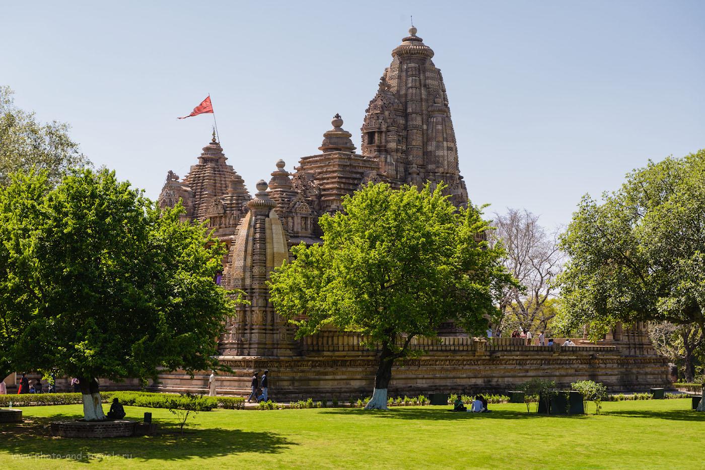 Фотография 2. Отзывы об экскурсиях к храмам Кхаджурахо. Самостоятельное путешествие по Индии зимой. 1/200, -1.0, 8.0, 100, 70.