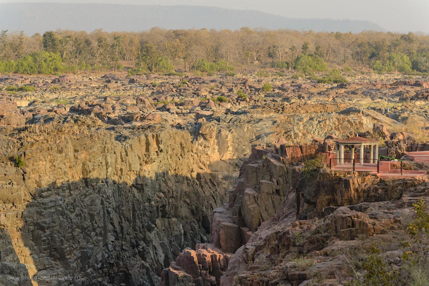 Фотография 13. Смотровая площадка у водопадов Raneh Falls. Именно на ней снято видео, размещенное в отчете выше. 1/400, -0.33, 10.0, 1250, 195.