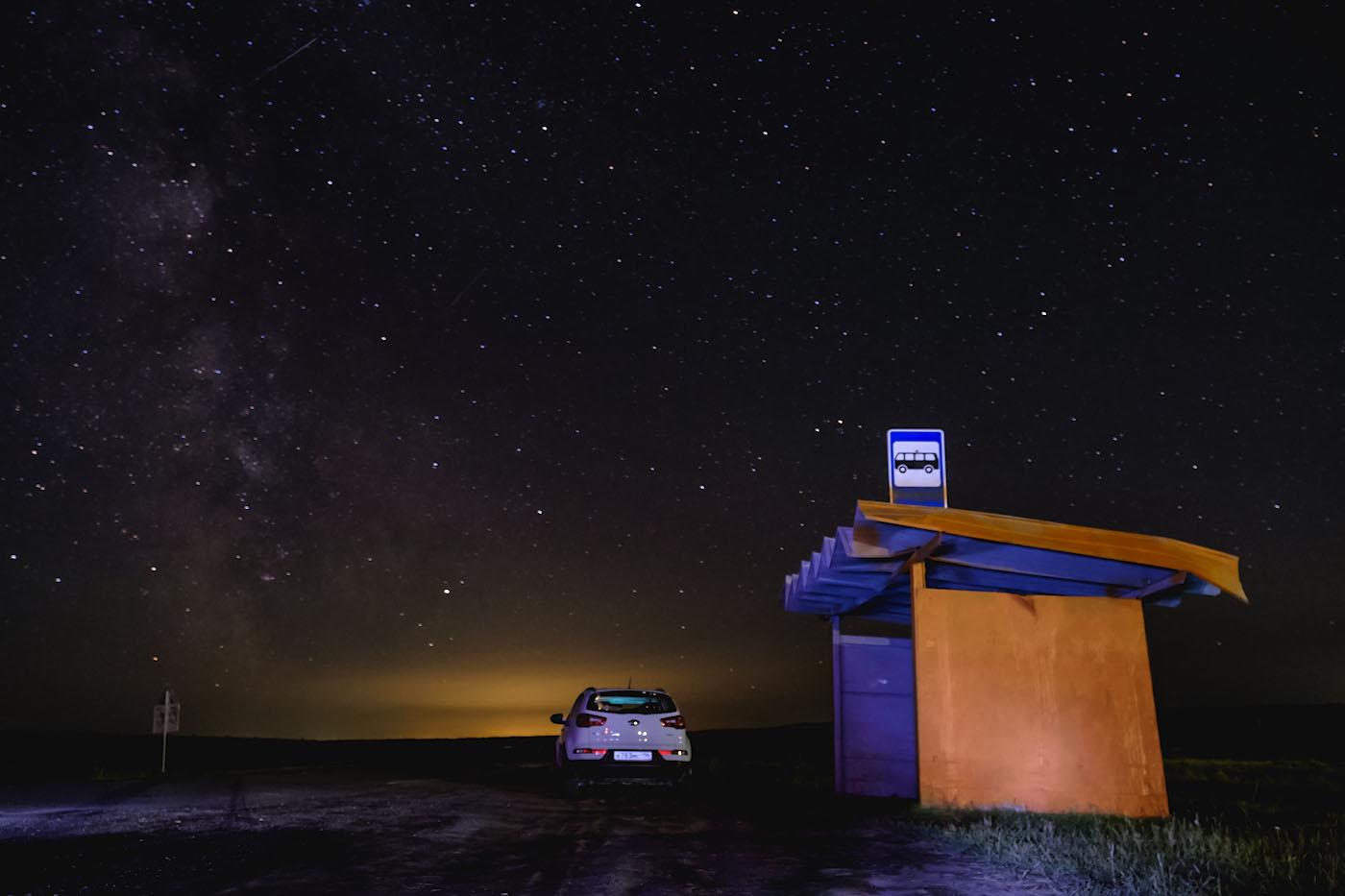 Фото 3. Как я снимал звездное небо на Fujifilm X-T10 с объективом Fujinon 16-55mm f/2.8.