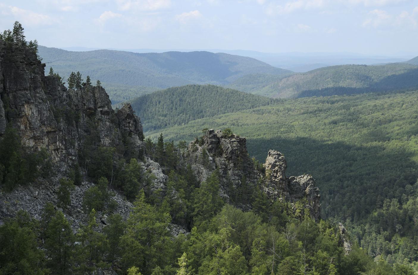 Фотография 5. Этот пейзаж снят без полярика. Отзывы о походах в горы с фотоаппаратом.