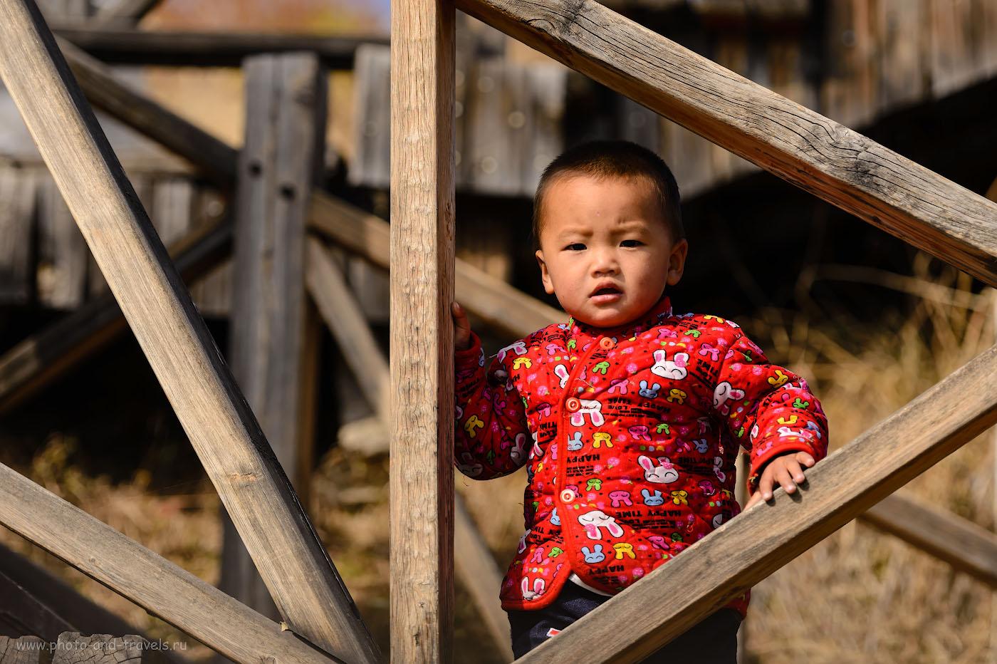 Фотография 32. Когда этому китайскому мальчугану исполнится 23 года, он будет богаче вашего сына минимум в 30 раз. 1/500, -0.33, 2.8, 100, 125.
