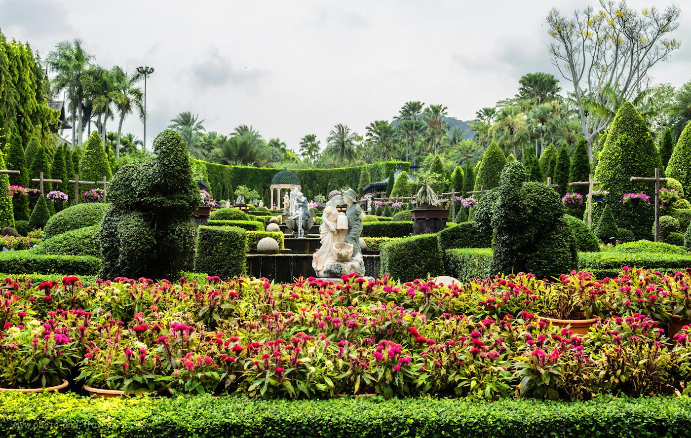 6. Не был я в Италии, но в Паттайе парк итальянский сад в парке Нонг Нуч выглядит не хуже, мне кажется... Одна из самых интересных экскурсий в Таиланде. Отзывы туристов об отдыхе.