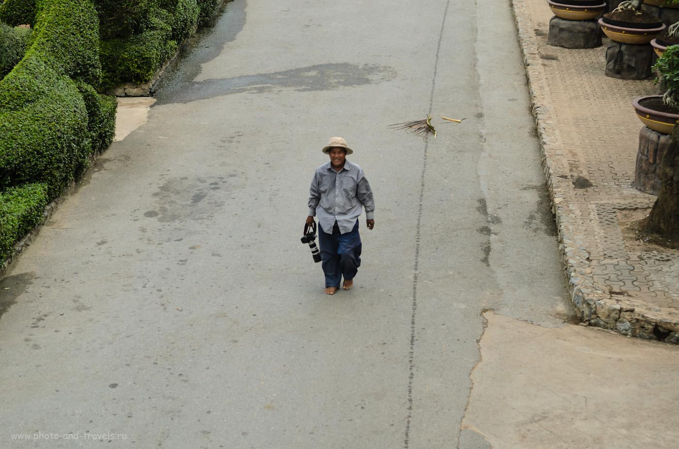 12. Хотите заказать фотосессию в Паттайе? Фотограф в ботаническом саду Нонг Нуч. Отчет о самостоятельном путешествии в Таиланд.