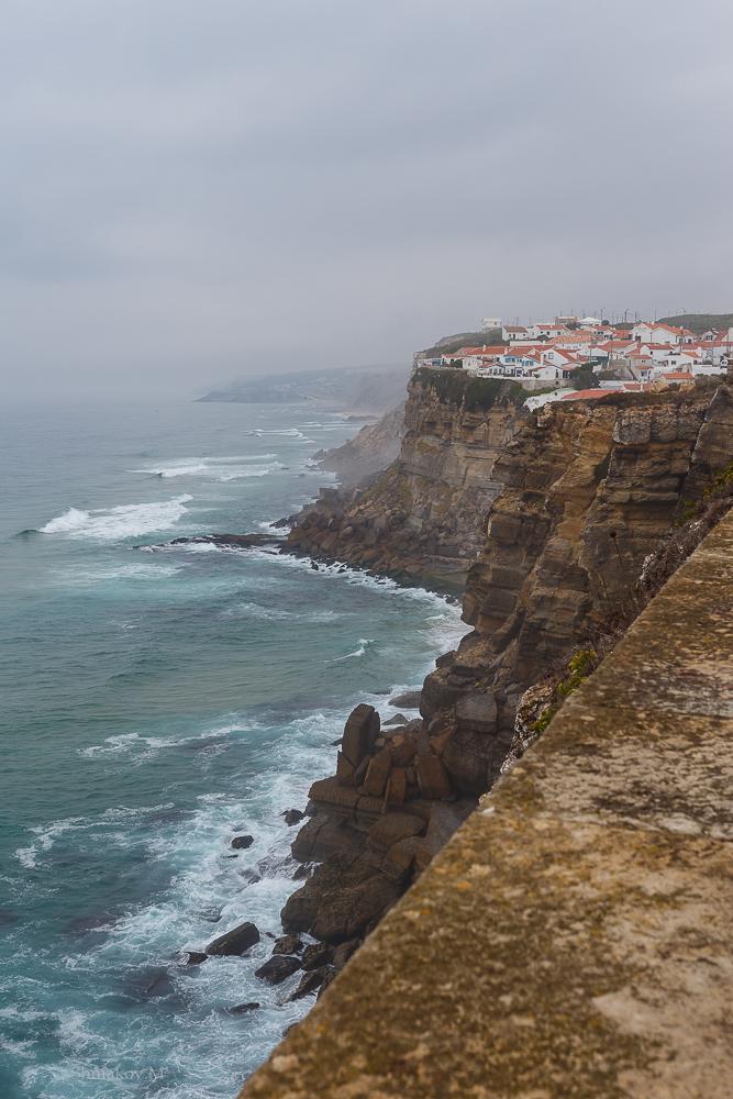 Фото № 6. Азеньяш-ду-Мар. Отзывы об отдыхе в Синтре. Поездка в Португалию самостоятельно. Canon EF 17-40, 1/200, 0.9, 100, 40.