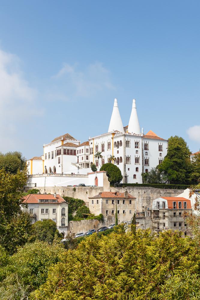 Фото №8. Дворец Синтры. Что посмотреть на отдыхе в Португалии. 1/250, 0, 9, 100, 40
