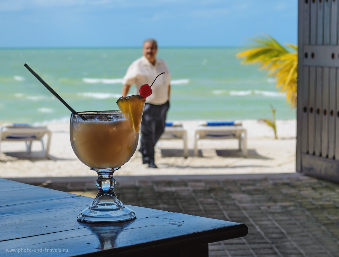 Фото 14. Эх... вернуться бы в то место, в тот день... Мексика в ноябре. Отзывы. Поездка на арендованной машине из Канкуна в поселок Селестун в поисках фламинго. 1/500, 8.0, 100, 55.