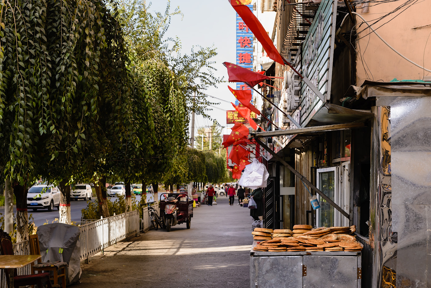 Фото 20. Что-что, а лепешки в Урумчи просто восхитительны. Отчет о путешествии по Китаю. 1/160, 9.0, 450, 70.