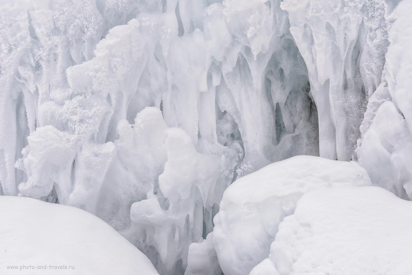 Фото 20. Водопад Плакун. Что мы увидим при более пристальном разглядывании. Поездка по Пермскому краю на автомобиле.