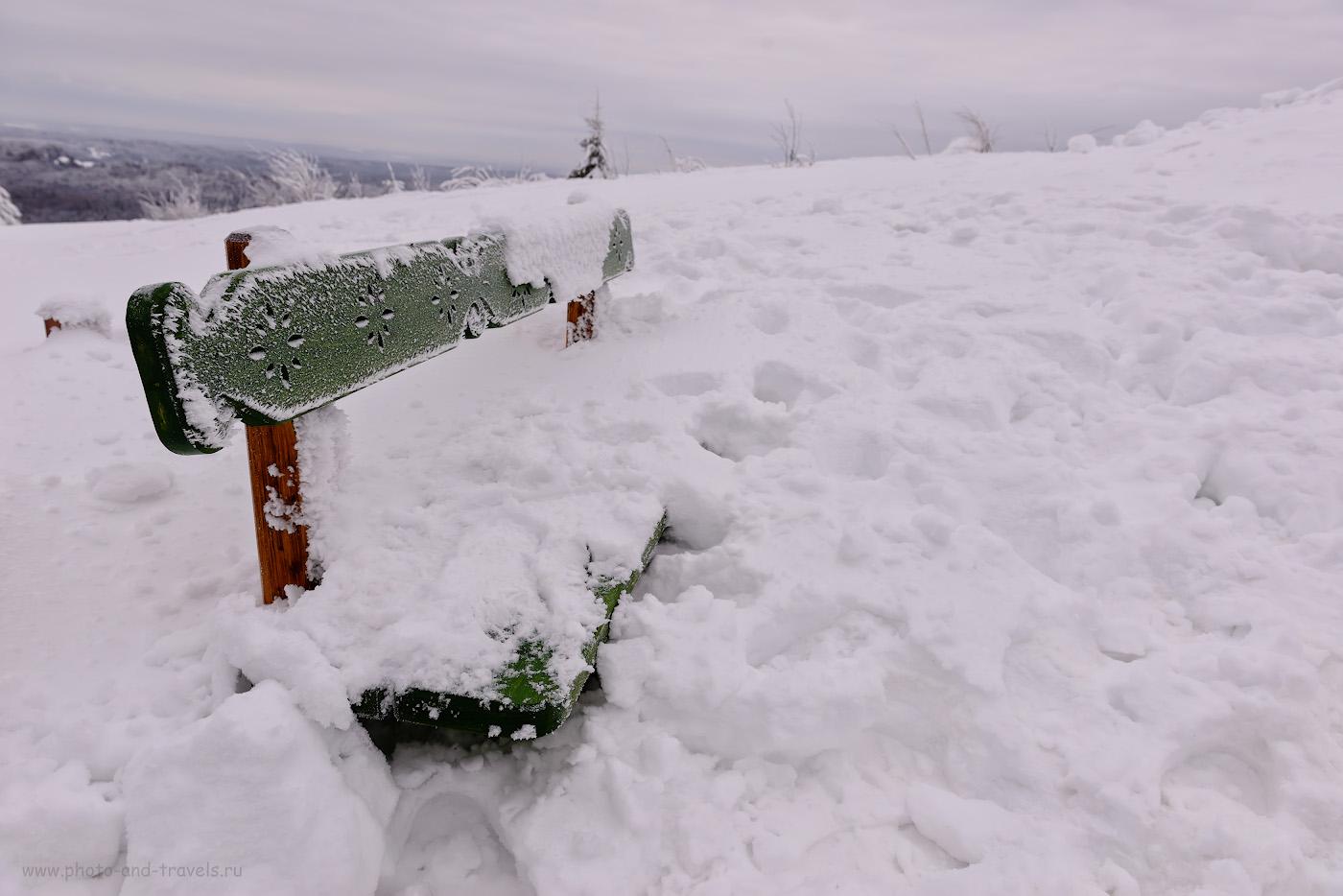 Фото 10. Холодно на Белой горе. Поездка в Белогорский монастырь. 1/250, -0.67, 2.8, 500, 24.