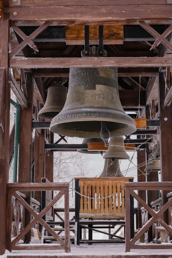 Фото 19. Звонница в Белогорском монастыре. 1/160, 14.0, 6400, 70.