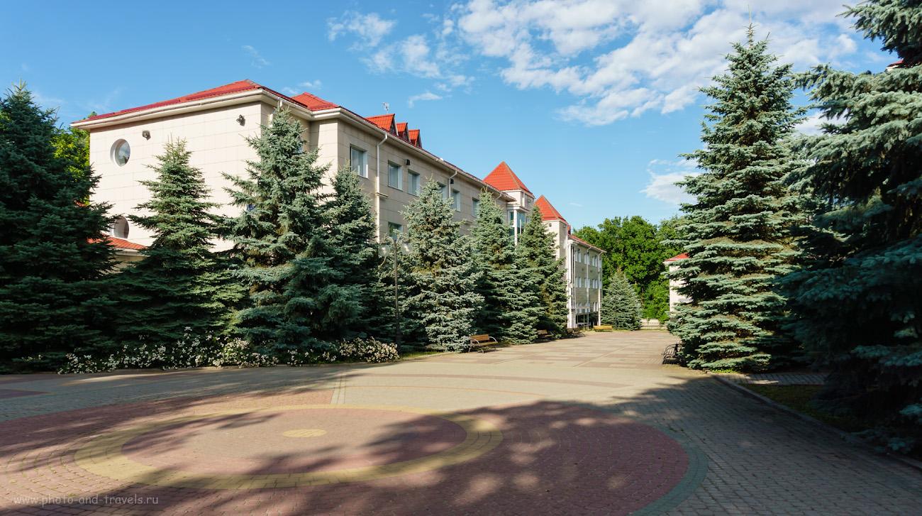 Фотография 11. Использование Sony A6000 KIT 16-50mm f/3.5-5.6 для пейзажной архитектурной съемки. 1/250, 8.0, 100, 16.