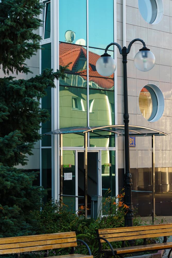 Фотография 13. Архитектурная съемка на Сони А6000 КИТ 16-50/3,5-5,6. Настройки: 1/80, 7.1, 125, 50.