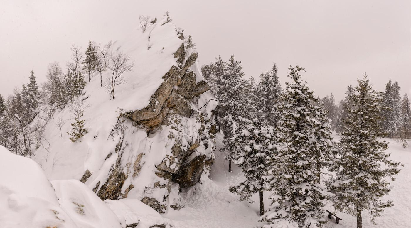 Фотография 9. Панорамы Черной скалы. Отзывы туристов о поездках выходного дня по Челябинской области на автомобиле. 1/640, +0.67, 8.0, 400, 24.