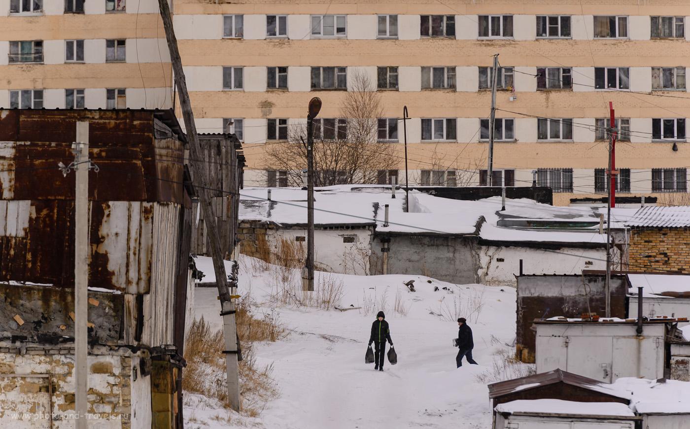 Фото 15. По дороге к монументу «Серп и молот» в Сатке. Какие интересные места Челябинской области можно посмотреть на машине. Маршрут выходного дня. 1/800, 6.3, 400, 280.